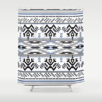 peru Shower Curtains featuring From Peru to You by Katie Boland