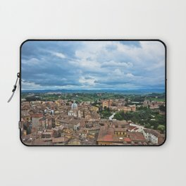 Siena, Italy - from above Laptop Sleeve