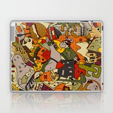 colorful dreams Laptop & iPad Skin