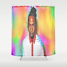 Jammer Grime Shower Curtain