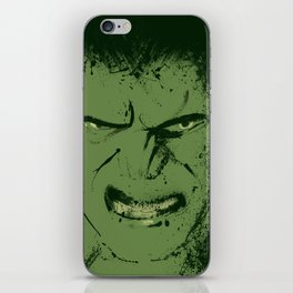 Incredible iPhone Skin