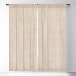 Pantone Hazelnut Dry Brush Strokes Texture Pattern Blackout Curtain