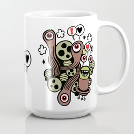 COSMIC LOVE ZONE Coffee Mug