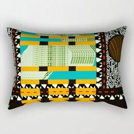 time up Rectangular Pillow