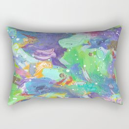 Aquarium Rectangular Pillow