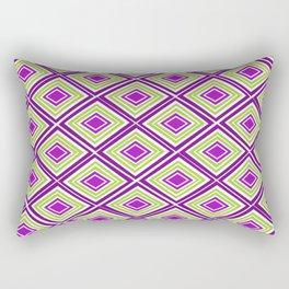 Diamond Geo Rectangular Pillow