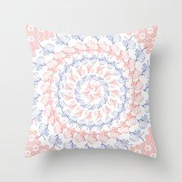 Stampede Throw Pillow