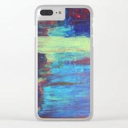 folie Clear iPhone Case