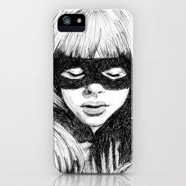 Hit-Girl iPhone Case