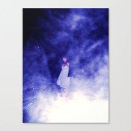 Seeing Ghosts Canvas Print