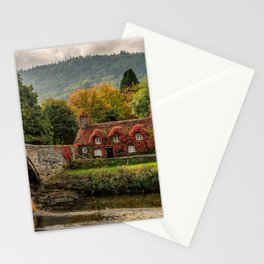 Llanrwst Cottage  Stationery Cards