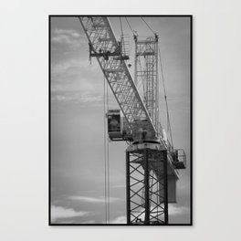 Build It Canvas Print