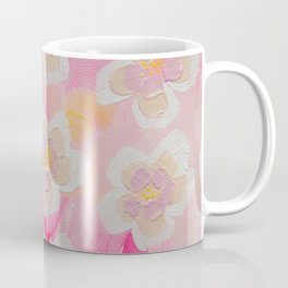 Pink Orchard Coffee Mug