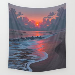 Summer's Passing Wall Tapestry