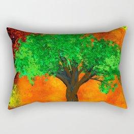 THE FOREVER TREE Rectangular Pillow