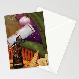 Telescope Observatory  Stationery Cards