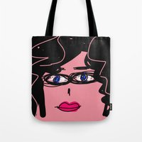 ursula Tote Bags featuring Ursula by Rimadi