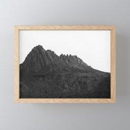 Cradle Mountain Framed Mini Art Print