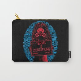 Terms and Conditions Carry-All Pouch