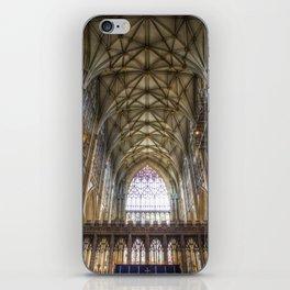York Minster iPhone Skin