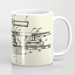 Mobile Mount for Heavy Artillery-1919 Coffee Mug