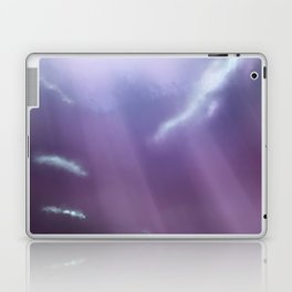 In gods hands Laptop & iPad Skin