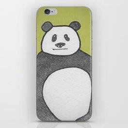Panda Mountain iPhone Skin