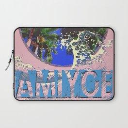 amiyoe wave Laptop Sleeve