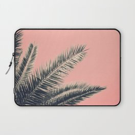 Retro Style Palm Tree Laptop Sleeve