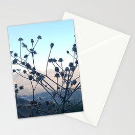 Dried Wildflowers Stationery Cards