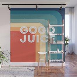 Gogo Juice Wall Mural