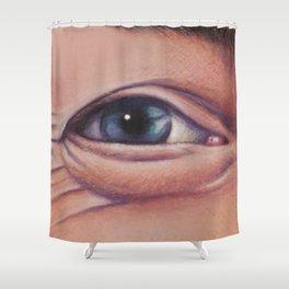 walter Shower Curtain