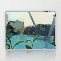 The dreamer (Levi, SnK) Laptop & iPad Skin