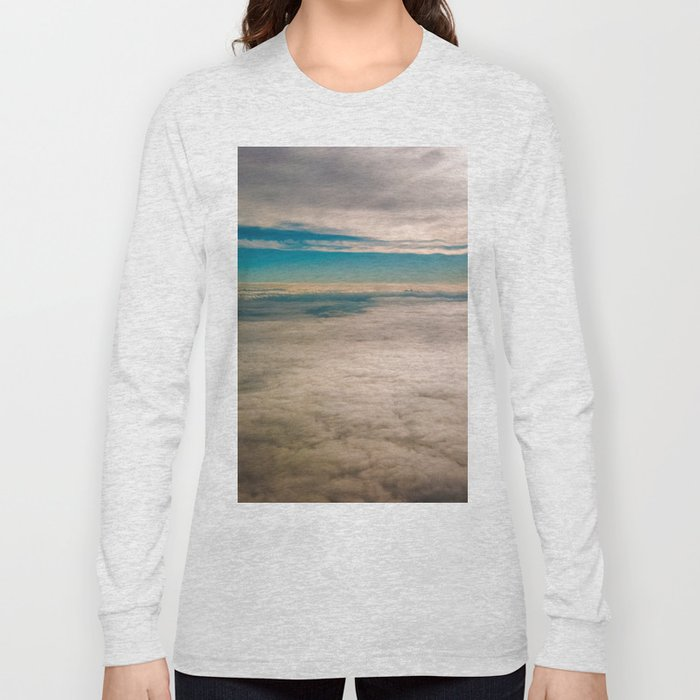 More then clouds Long Sleeve T-shirt
