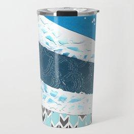 Bleu Cake Travel Mug