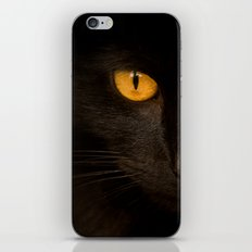OUT OF THE DARK iPhone & iPod Skin