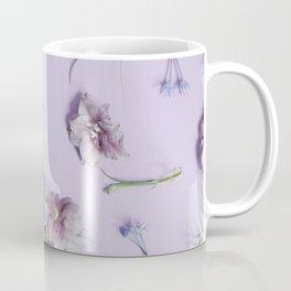 Light Purple Flowers Coffee Mug