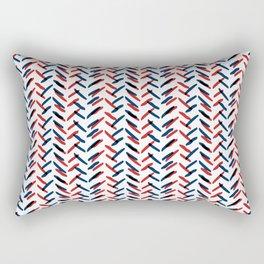 TEJIDO RED Rectangular Pillow