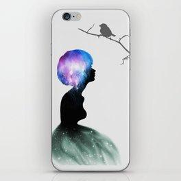 Piece of Celestial Mind iPhone Skin