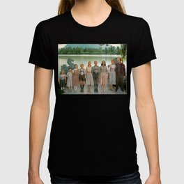 Jack Torrance in The Sound of Music T-shirt