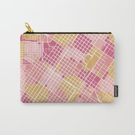 Houston map, Texas Carry-All Pouch