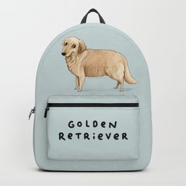 Golden Retriever Backpack