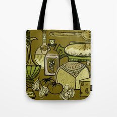 My Mid-Century Kitchen Tote Bag