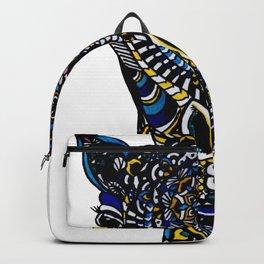 Mandala Giraffe Backpack