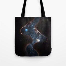 Starry kisses. Tote Bag