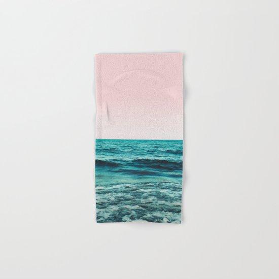 Ocean Love #society6 #oceanprints #buyart Hand & Bath Towel