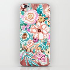 SMELLS LIKE COFFEE BY THE OCEAN iPhone & iPod Skin