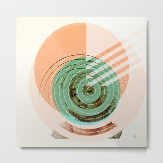 Der Kreis der Erinnerung 2 Metal Print