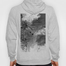Abstract Composition 6K by Kathy Morton Stanion Hoody