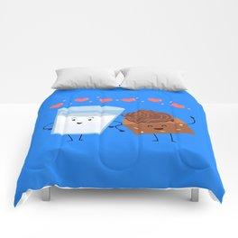 Brownie's BFF Comforters